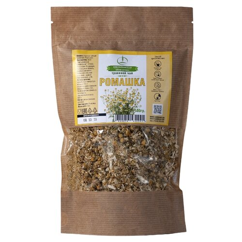 Чайный напиток травяной Емельяновская биофабрика Ромашка , 100 г чайный напиток травяной емельяновская биофабрика иван чай с клюквой 50 г