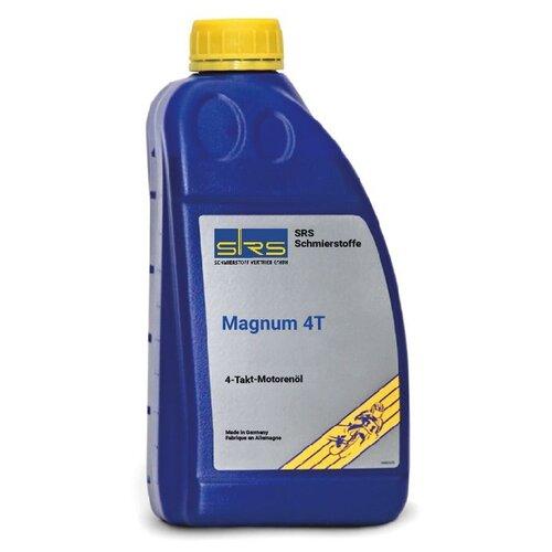 Минеральное моторное масло SRS Magnum 4T 20W50 1 л минеральное моторное масло srs multi rekord top 15w40 1 л