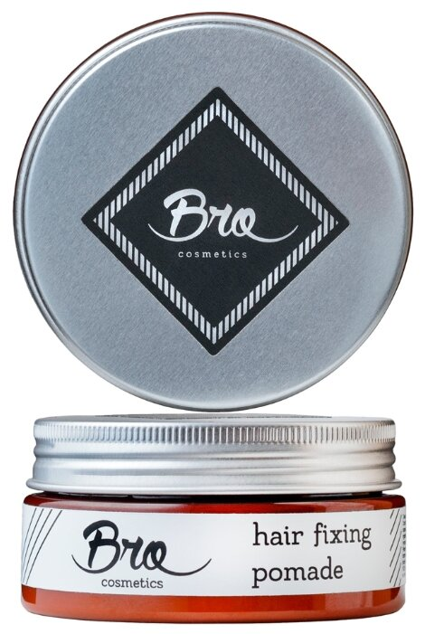 Brocosmetics Паста hair fixing pomade