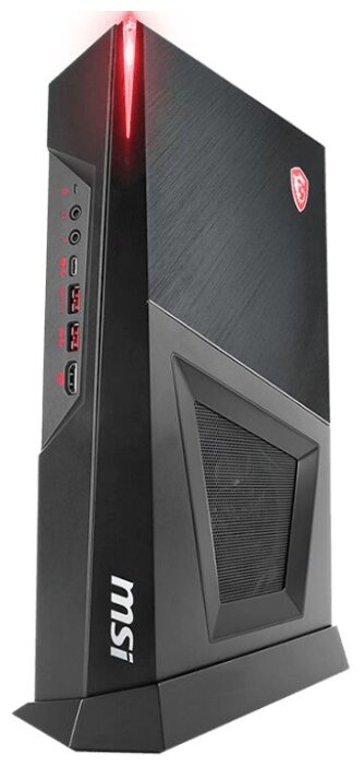 Настольный компьютер MSI Trident 3 8RD-035RU (9S6-B92011-035) Mini-Tower/Intel Core i7-8700/16 ГБ/256 ГБ SSD/1024 ГБ HDD/NVIDIA GeForce GTX 1070/Windows 10 Home