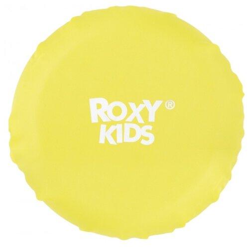Купить ROXY-KIDS Чехлы на колеса RWC-030 S yellow, Аксессуары для колясок и автокресел