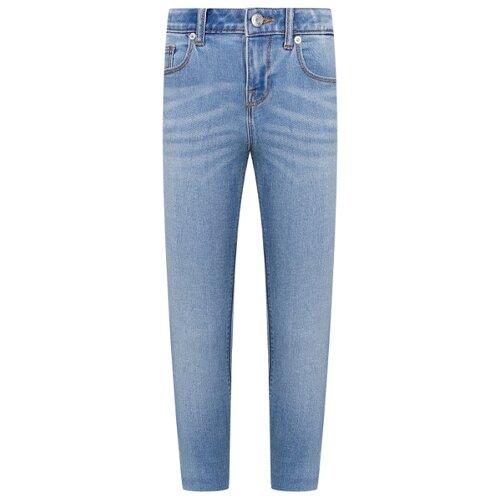 Джинсы TOMMY HILFIGER размер 128, голубой джинсы tommy hilfiger denim