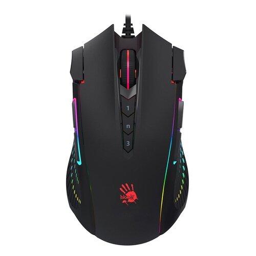 Мышь Bloody J90S, черный