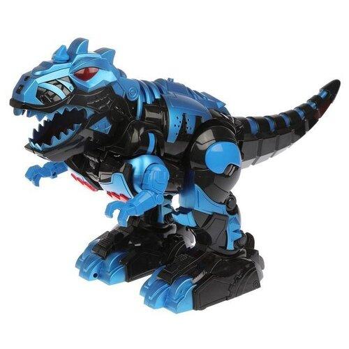 Купить Робот-трансформер Defatoys Tyrant Dragon 6033 / 6033A синий/черный, Роботы и трансформеры