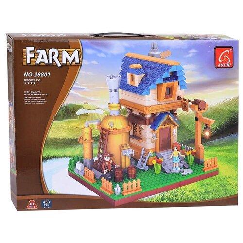 Конструктор Ausini Ферма 28801