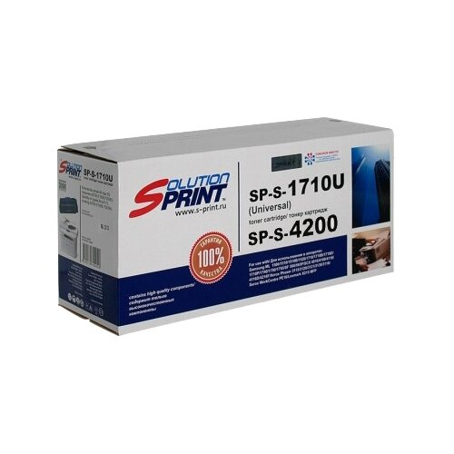 Картридж SOLUTION PRINT SP-S-1710U/4200, совместимый