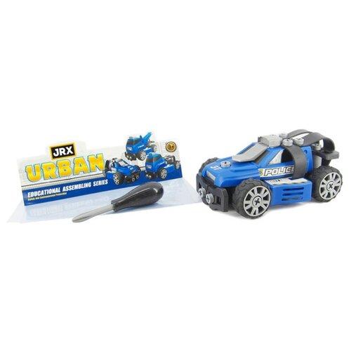 Купить Винтовой конструктор JRX Urban 72277 Гоночная Машинка, Конструкторы