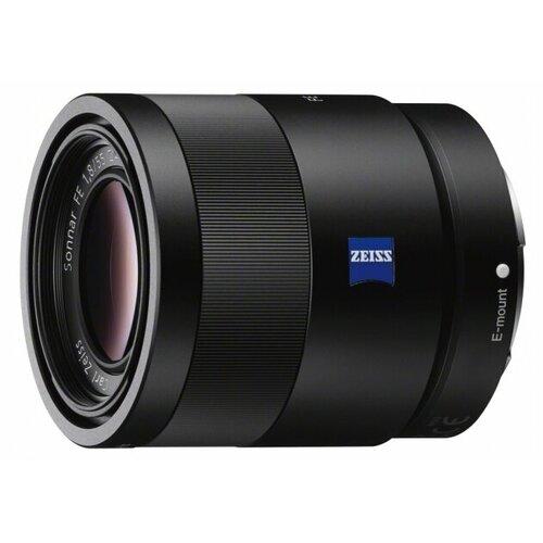 Объектив Sony Carl Zeiss Sonnar T* 55mm f/1.8 ZA (SEL-55F18Z)