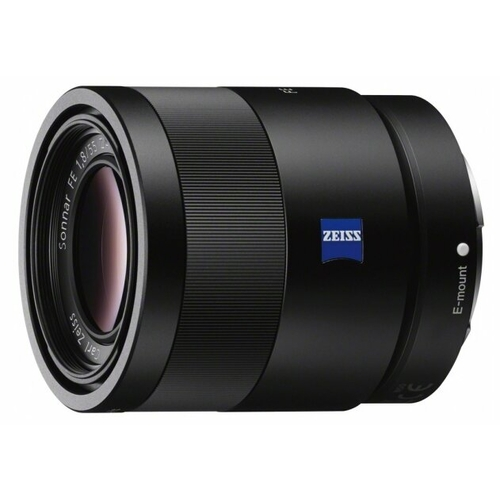 Объектив Sony Carl Zeiss Sonnar T* 55mm f/1.8 ZA (SEL-55F18Z)
