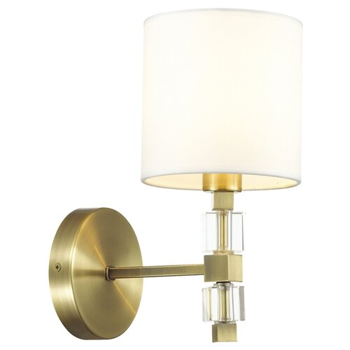 цена на Настенный светильник Odeon light Pavia 4112/1W, 40 Вт