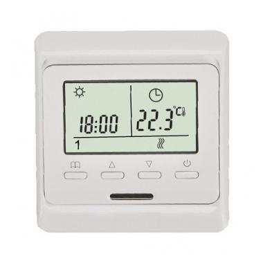 Стоит ли покупать Терморегулятор Varmel RTC 51.716? Отзывы на Яндекс.Маркете