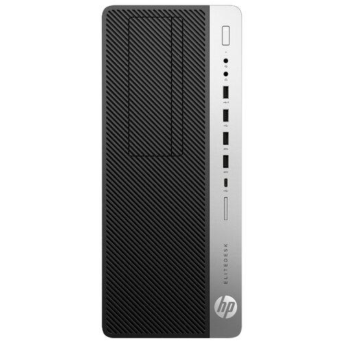 Настольный компьютер HP EliteDesk 800 G5 (7PE92EA) Mini-Tower/Intel Core i5-9500/16 ГБ/512 ГБ SSD/Intel UHD Graphics 630/Windows 10 Pro черный компьютер