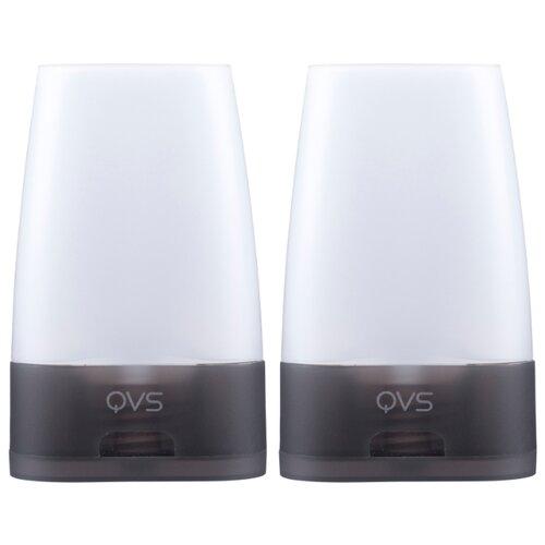Дорожный набор Qvs 82-10-1721, черный / белыйДорожные аксессуары<br>
