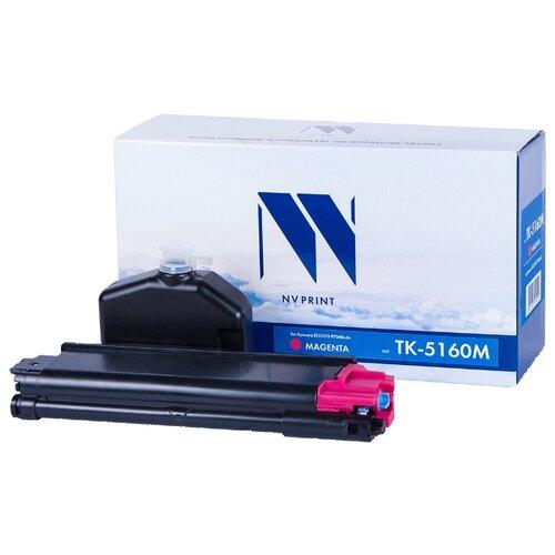 Фото - Картридж NV Print TK-5160 Magenta для Kyocera, совместимый картридж nv print tk 8515 magenta для kyocera совместимый