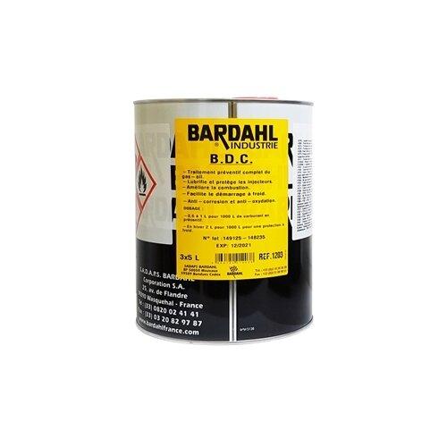 Bardahl BDC 5 л bardahl treatment essense benzine additief 0 475 л