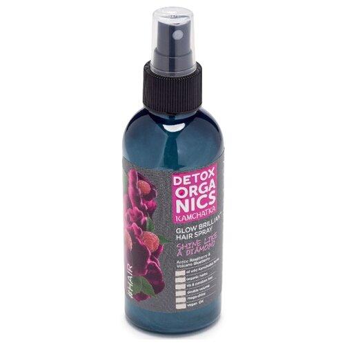 Купить Natura Siberica Блеск-спрей для волос Detox organics Kamchatka Glow brilliant, 170 мл