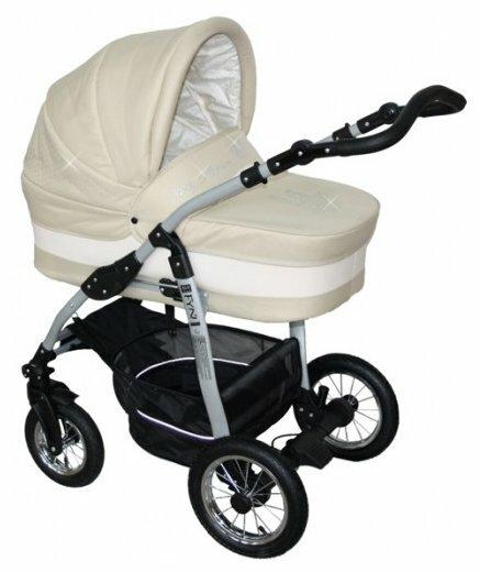 Универсальная коляска Jedo Bartatina Fyn 4DS LC (2 в 1)