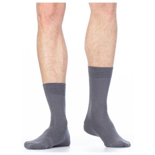 Носки Classic 203 Omsa, 39-41 размер, grigio scuro носки мужские omsa classic цвет синий snl 417298 размер 39 41