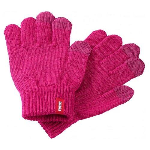 Перчатки Reima Rimo 527306 размер 3, raspberry pink