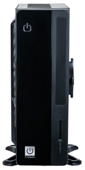 Настольный компьютер SLComputers SL Mini 102 Mini-Tower/Intel Celeron J4005/4 ГБ/60 ГБ SSD/Intel UHD Graphics 600/Windows 10 Pro