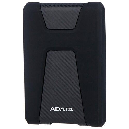 Фото - Внешний HDD ADATA DashDrive Durable HD650 USB 3.1 2 ТБ черный adata hd650 dashdrive durable 1tb 2 5 синий