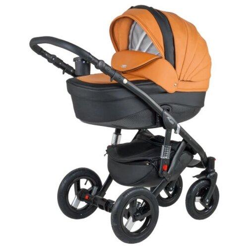 Купить Универсальная коляска Adamex Barletta Ecco Carbon (3 в 1) 31S, Коляски