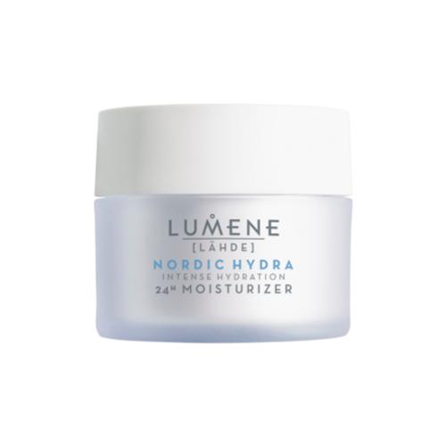 Lumene Lahde Nordic Hydra Intense Hydration 24H Moisturizer Интенсивный увлажняющий крем 24 часа для лица, 50 мл