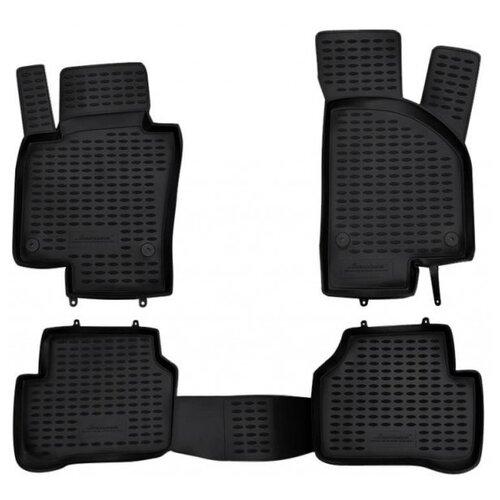 Комплект ковриков ELEMENT NLC.51.06.210kh для Volkswagen Passat 4 шт. черный