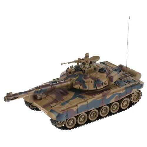 Купить Танк Технодрайв B1202938-R 1:28 камуфляж, Радиоуправляемые игрушки