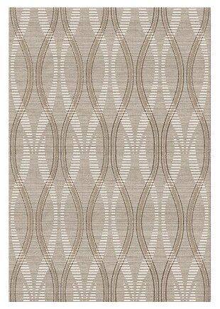 Керамическая плитка настенная Azori Сатти коричневвй 40,5х27,8 см 1,69 кв.м.