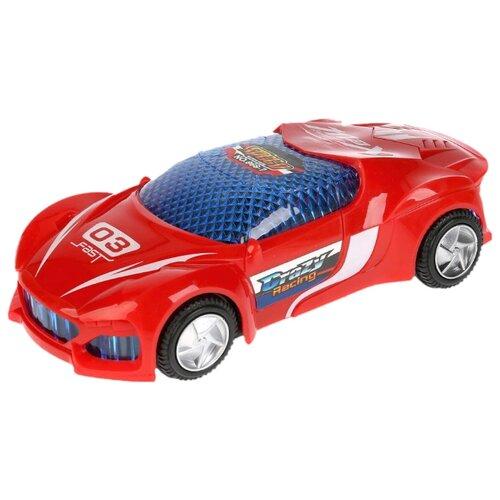 Купить Легковой автомобиль Mushengji Racing (1807B149) красный, Машинки и техника