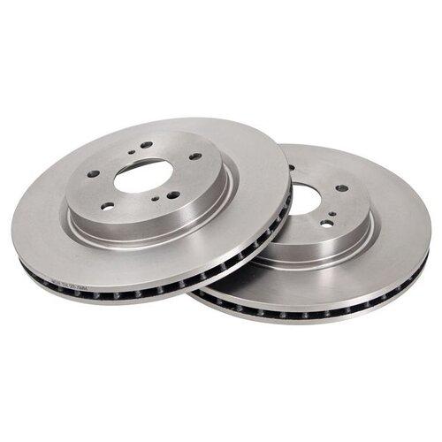 Комплект тормозных дисков передний TRW DF7371S 294x25 для Suzuki Grand Vitara (2 шт.)