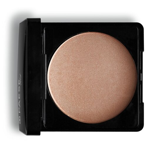 PAESE Пудра компактная Shimmer Pressed Powder 04 финишная пудра ultimate pressed powder 10 г l a girl powder