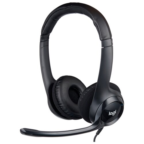 Компьютерная гарнитура Logitech Stereo Headset H390 981 000589 гарнитура logitech stereo headset h151