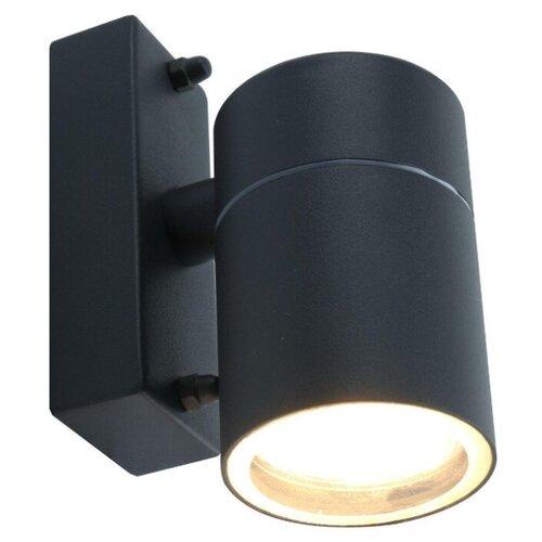 Arte Lamp Уличный настенный светильник Mistero grigio A3302AL-1GY уличный светильник arte lamp a3302al 1bk