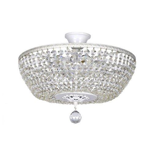 Люстра Arti Lampadari Nobile E 1.3.40.2.100 WG, E27, 360 Вт люстра arti lampadari tarsia tarsia e 1 1 8 wg