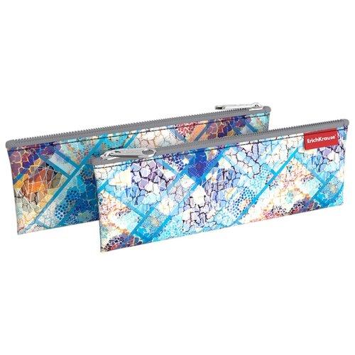 Купить ErichKrause Пенал-конверт Sky Dream (49022) голубой, Пеналы