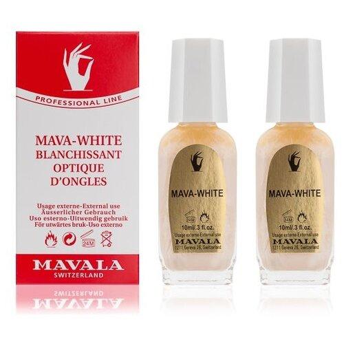 Набор средств для ухода Mavala Mava-White 2 шт.