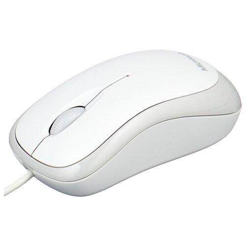 цена на Мышь Microsoft Basic Optical Mouse White USB
