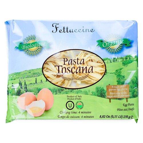 Pasta Toscana Макароны Феттучине яичные 250 г