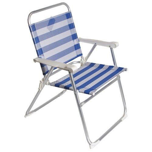 Кресло Greenhouse HFC-018 синий/белыйПоходная мебель<br>