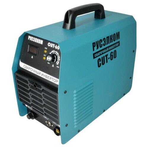 Фото - Инвертор для плазменной резки РУСЭЛКОМ CUT 60 10477 инвертор для плазменной резки русэлком cut 30 10499