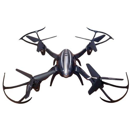 Квадрокоптер Властелин небес Ястреб ВН3450 черный квадрокоптер властелин небес квадрик bh 3375
