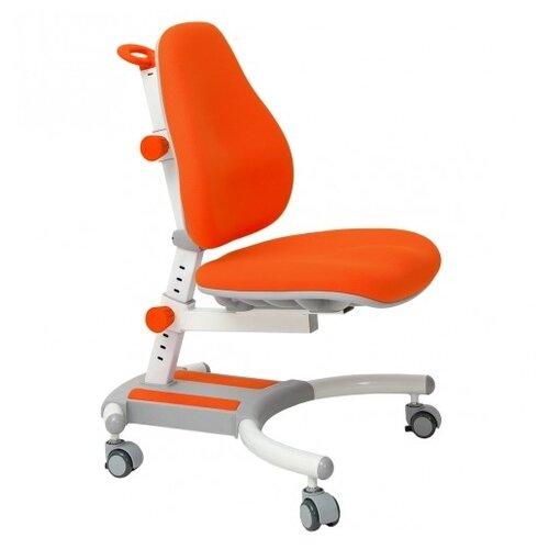 Компьютерное кресло RIFFORMA Comfort-33 с чехлом детское, обивка: текстиль, цвет: оранжевый rifforma кресло comfort 06