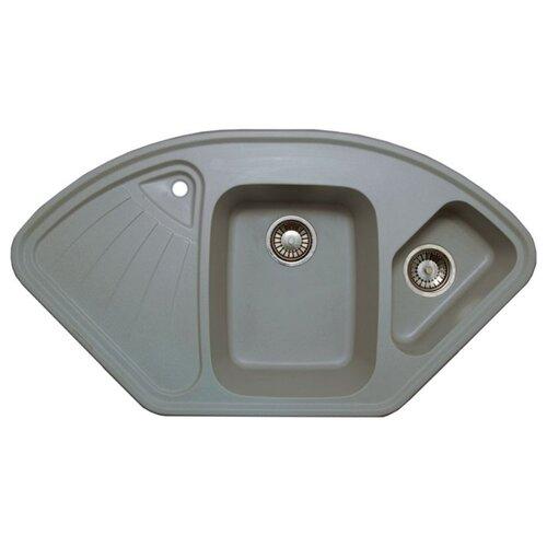 Врезная кухонная мойка 105 см LAVA A3 A3.SCA scandic врезная кухонная мойка 42 5 см lava q3 q3 sca scandic