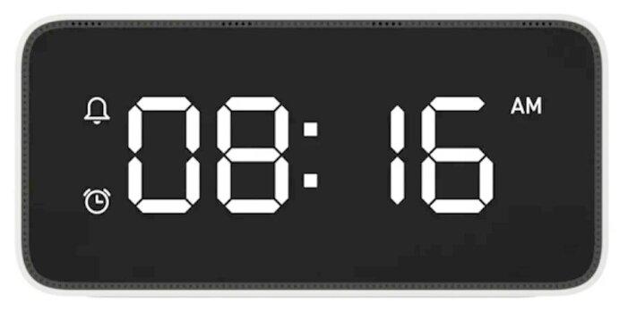 Часы настольные Xiaomi Xiao aI smart alarm