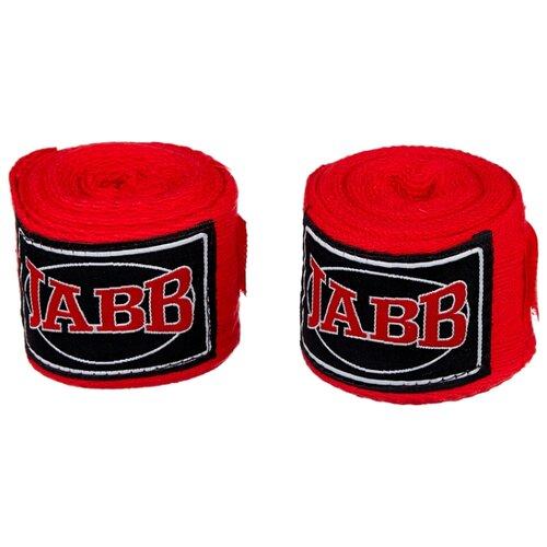 Кистевые бинты Jabb JE-3030 красный