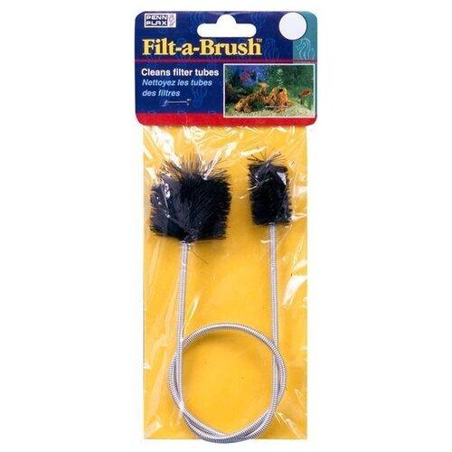Ершик для аквариумного оборудования Penn-Plax FBT черный penn plax переноска клетка penn plax для грызунов и птиц большая