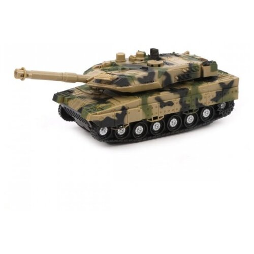 Танк Наша игрушка 6506-4 бежевый игрушка