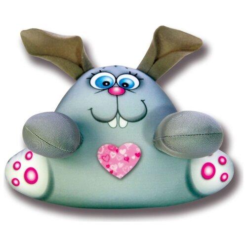 Игрушка для ванной Штучки, к которым тянутся ручки Аква крошки Заяц (15аси17ив-1) зеленый/розовый штучки к которым тянутся ручки игрушка для ванной колобашки зайчик